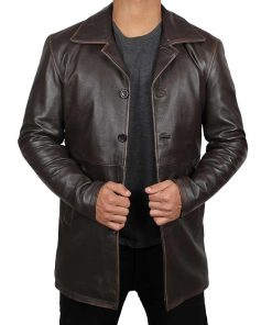 Dean Winchester Supernatual leather coat