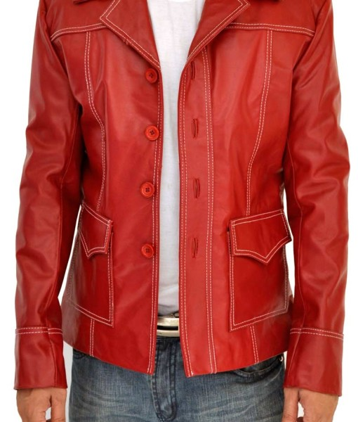 Fight Club Red Coat