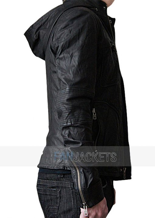 Ghost Protocol Mission Impossible Jacket black