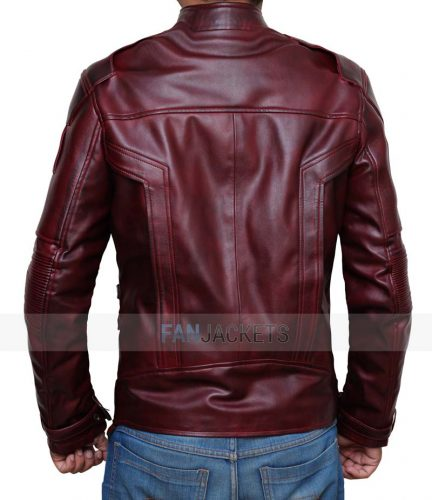Star Lord Vol 2 Jacket
