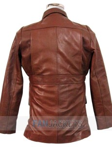 Katniss Everdeen Jacket Brown