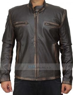 Mark Wahlberg Contraban Jacket