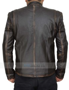 Mark Wahlberg Jacket Brown