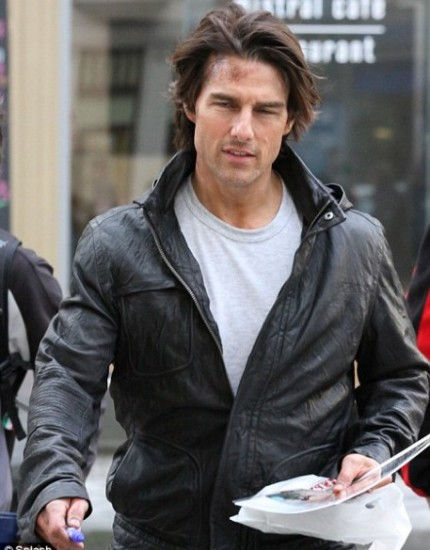 Mission Impossible Ghost Protocol Jacket