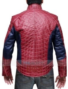 Spiderman Leather Jacket