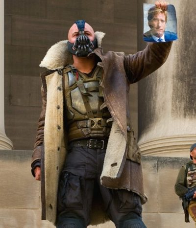 The Dark Knight Rises Coat Jacket