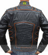 X men motorcycle Leather jacket