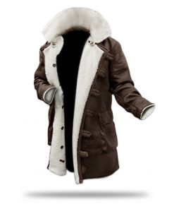 bane coat brown