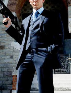 Casino Royale Suit