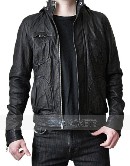 mi4 Leather Jacket