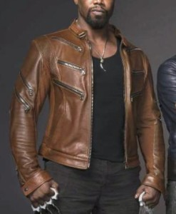 Arrow Michael Jai White Jacket