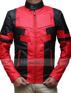 Deadpool Costume Jacket