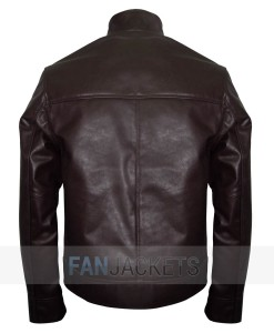 Mike Weston Jacket