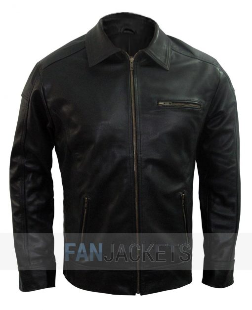 Need for Speed Leather Jacket
