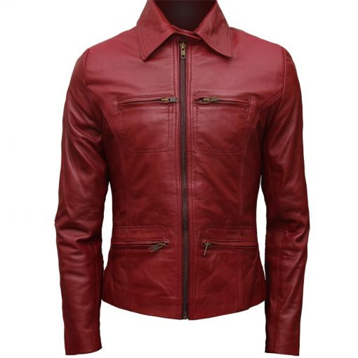 Once_Upon_A_Time_Leather_Jacket_Red