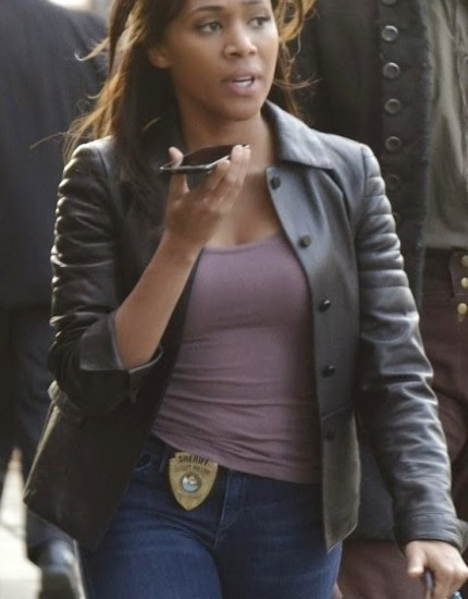 Sleepy Hollow Nicole Beharie Jacket