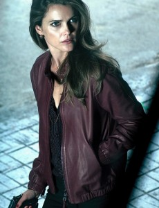 The Americans Keri Russell Jacket