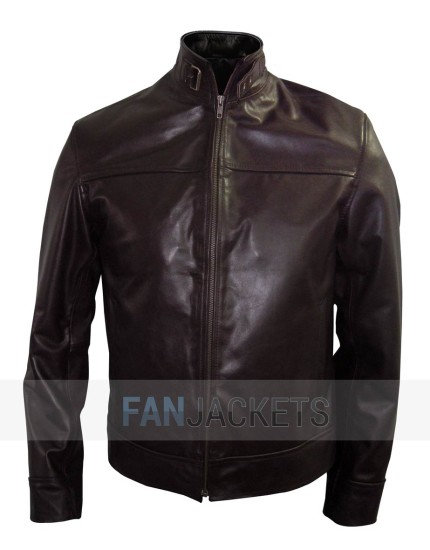 The Following Mike Weston Jacket