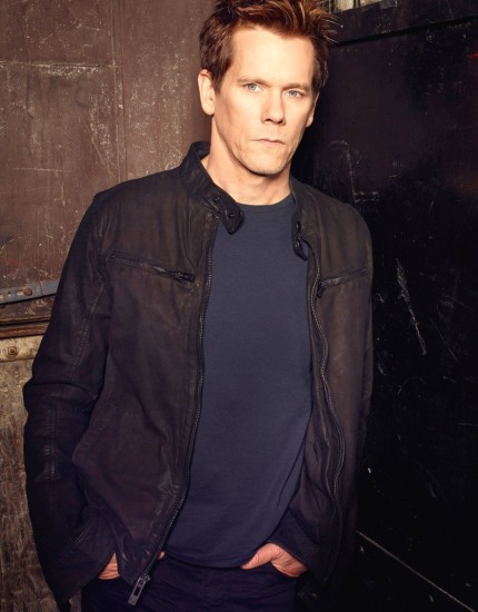 The Following Season 2 Kevin Bacon Leather Jacket