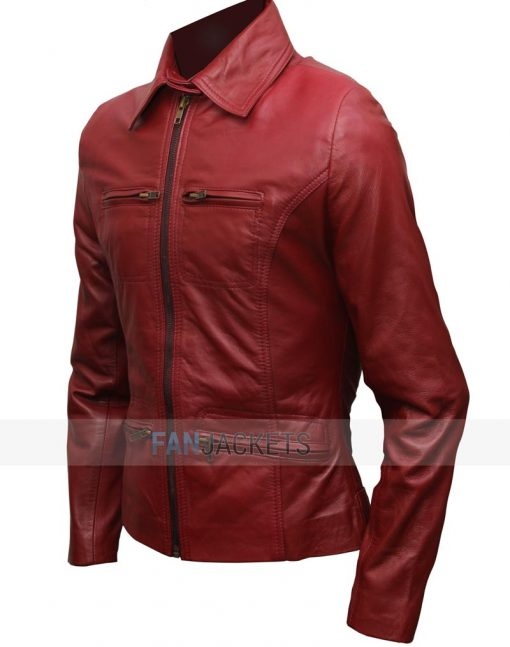 once upon a time red jacket