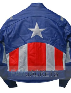 2012 the Avenger jacket
