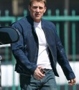 Blue Chris Evans Jacket