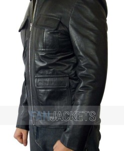 Vampire Diaries Leather Jackt
