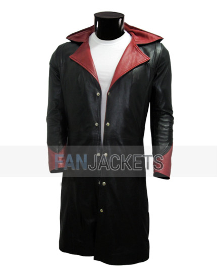 Dante Devil May Cry Coat