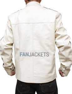 Need For Speed white Jacket