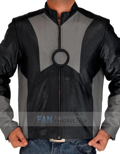 Iron man Leather Jacket