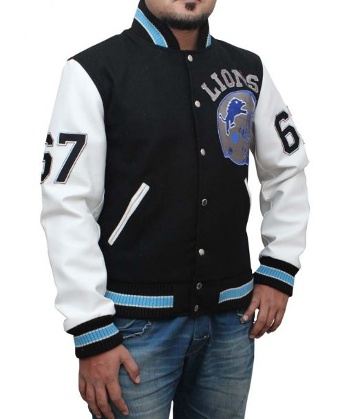 beverly hills cop detroit lion jacket