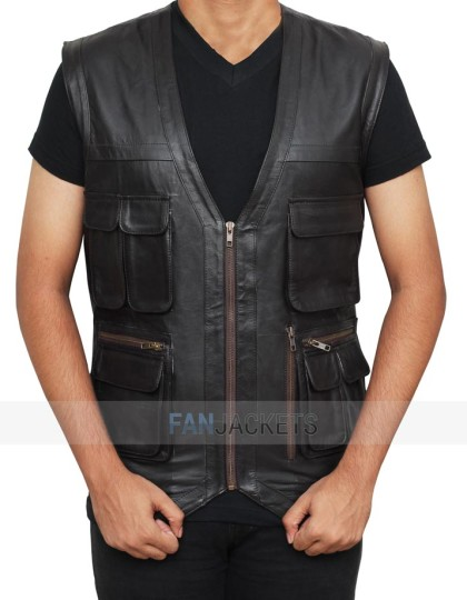 Chris pratt Jurrasic World Vest
