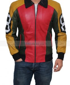 Michael Hoban 8 Ball Jacket