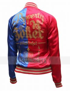 Harley Jacket From Suicide Squad