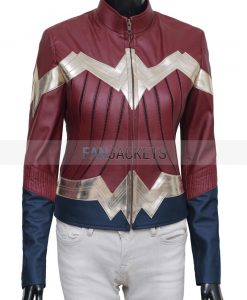 Wonder Woman Adrianne Palicki Jacket