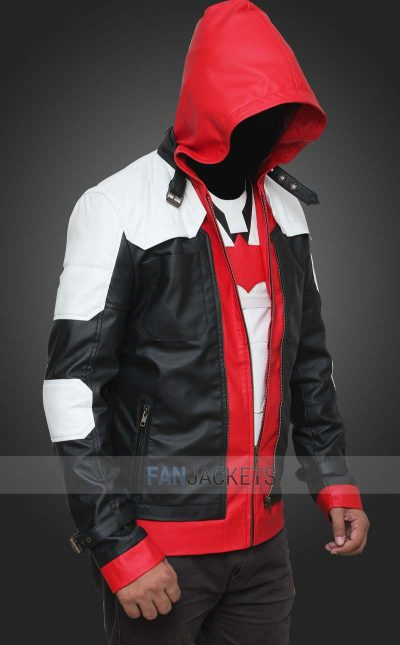 Batman Red Hood Jacket Vest