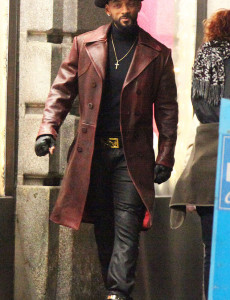 Deadshot coat