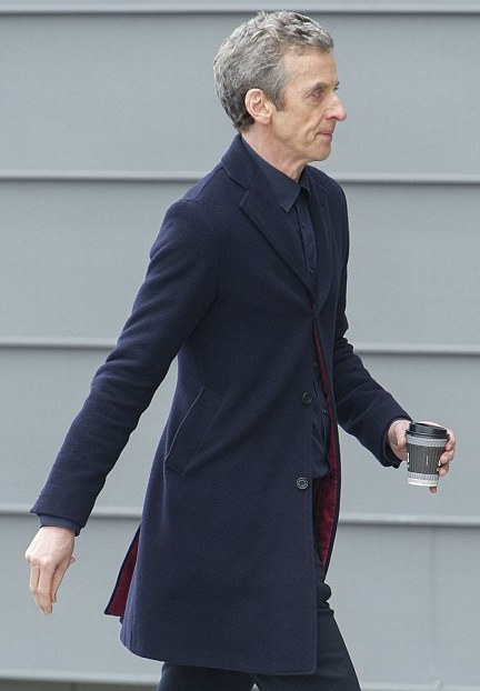 12th Doctor Coat