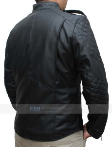Black Batman Beyond Jacket