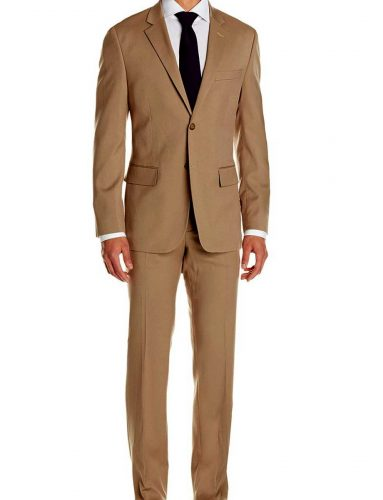 Brown James Bond Suit Spectre