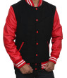 Red And Black High School Jacket
