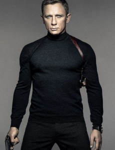 Spectre James Bond Sweater