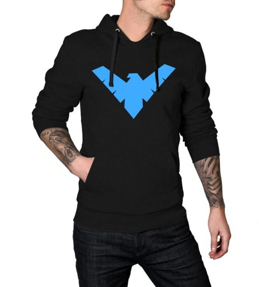 Nightwing Hoodie for Men