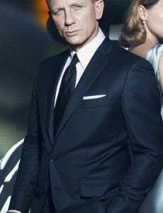 Sharkskin James Bond Suit