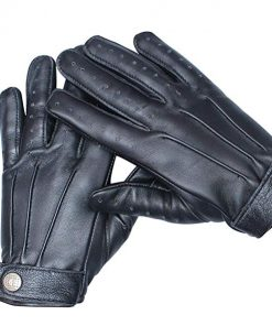 leather gloves james bond