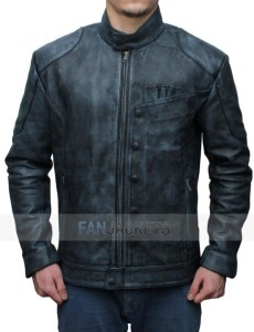 Star Wars Leather Jacket