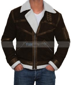 Power Brown Jacket