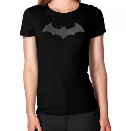 Batman Logo Womens T-shirt