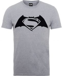Batman V Superman Logo T- Shirt