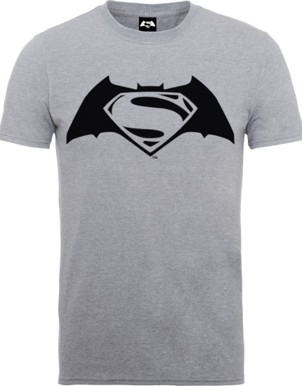 Batman v Superman Logo T-Shirt